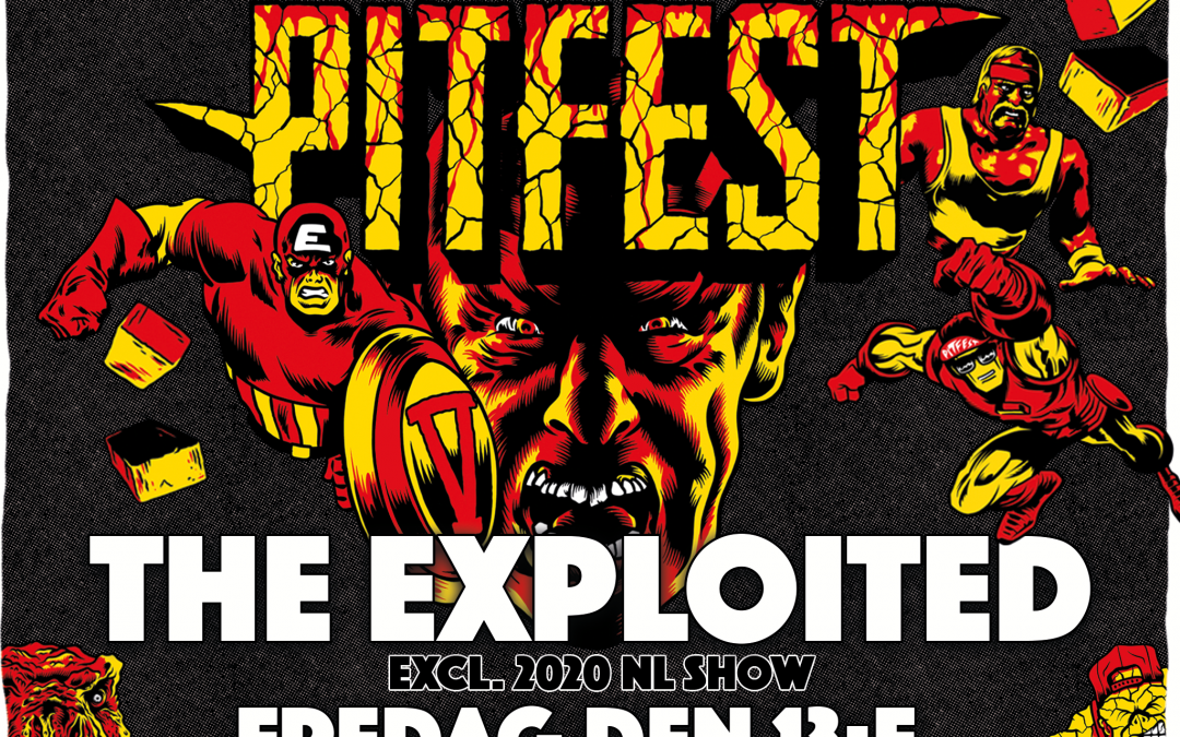 Pitfest 2020: Date, first bands, Extreme Early Birds available until Sunday!