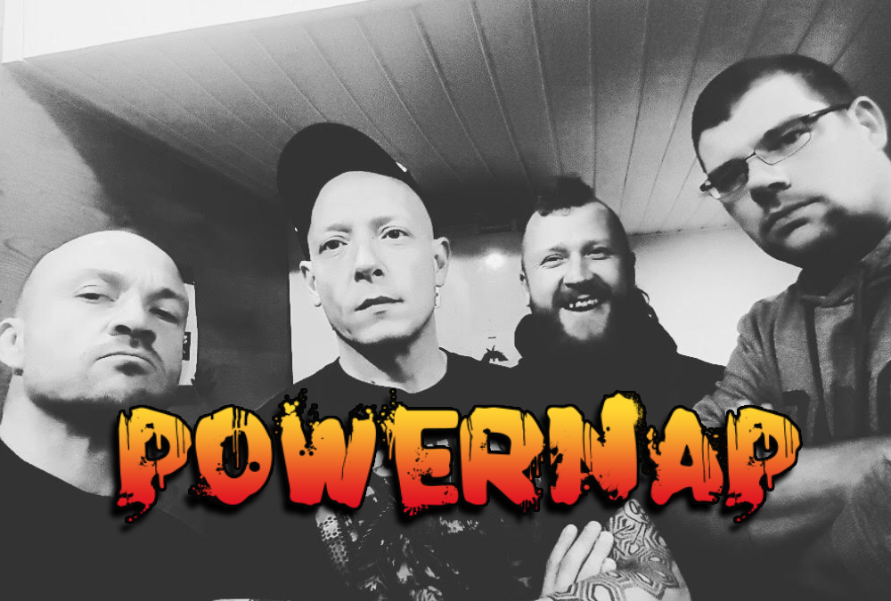 Confirmed: POWERNAP (hardcore/d-beat/crust)