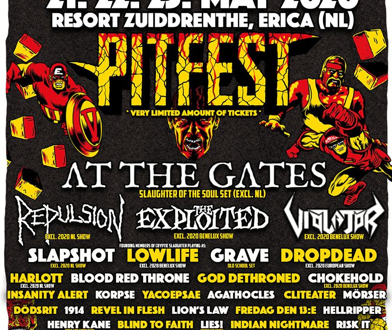 Corona update 1: Pitfest will go ahead as planned